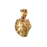 "18120 - 1/2"" Crown Conch Pendant"