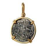 "1"" Replica Atocha Coin with Shackle Bail - Item #18285"