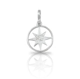 "CAPE MAY 3/4"" Compass Rose - Lone Palm Jewelry"