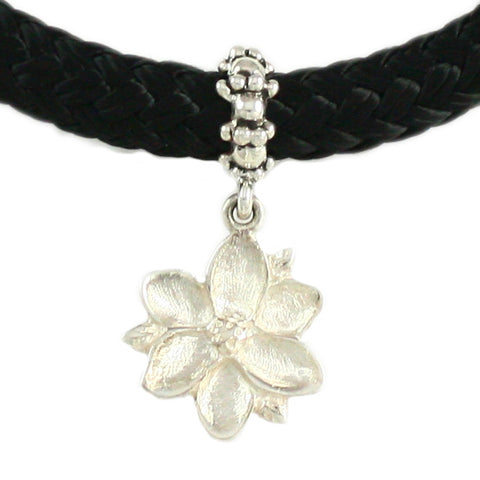Pipeline Magnolia Flower Bloom Dangle - Lone Palm Jewelry