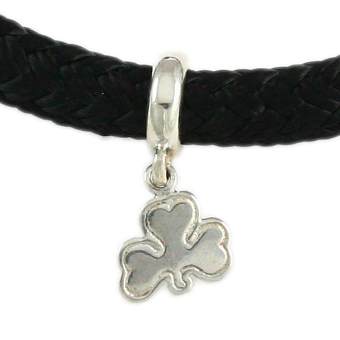 Pipeline Shamrock Dangle - Lone Palm Jewelry