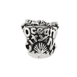 OCEAN CITY Shell & Starfish Sand Pail Bead - Lone Palm Jewelry