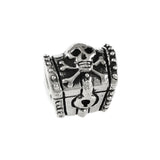 Pirate Treasure Chest ST CROIX Bead - Lone Palm Jewelry