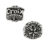 Sand Dollar ST COIX Bead - Lone Palm Jewelry