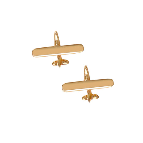 30182 - Cessna High Wing Aircraft Stud Earrings
