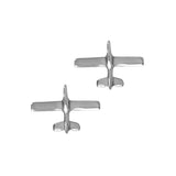 30183 - Piper Low Wing Aircraft Stud Earrings
