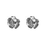 30250 - Hibiscus Flower Post Earrings