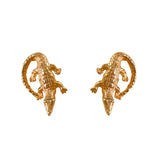 30345 - Alligator Stud Earrings