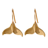 30382 - Orca Tail Wire Earrings