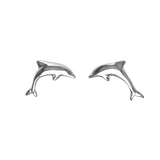 30398 - Dolphin Post Earrings