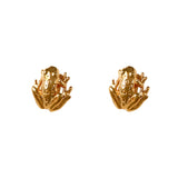 30562 - Frog Stud Earrings