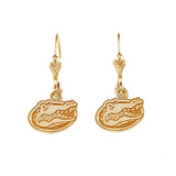 "30691 - 1/2"" Gator Head Earrings - Lone Palm Jewelry"