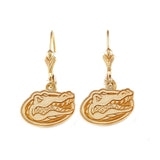 "30692 - 3/8"" Gator Head Earrings - Lone Palm Jewelry"