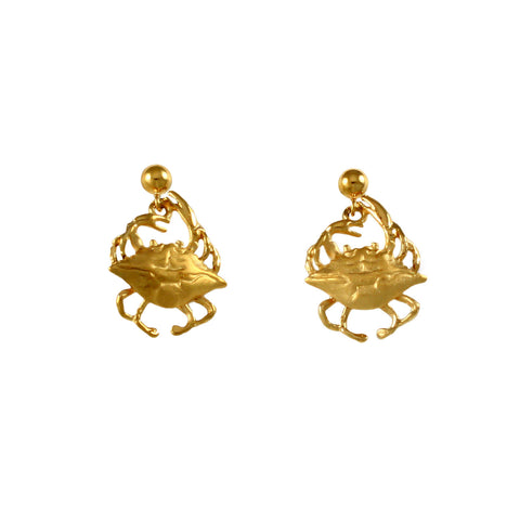 "30731 - 3/4"" Crab Post Earrings"