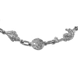 40124 - Shell and Sea-life Charm Link Bracelet