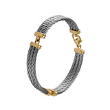 40474 - Three Link Cable Bracelet