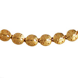 "45022 - 1/4"" Sand Dollar Bracelet - Lone Palm Jewelry"