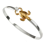 Sea Turtle Hook Bracelet - Lone Palm Jewelry