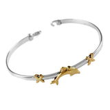 Dolphin Hook Bracelet - Lone Palm Jewelry