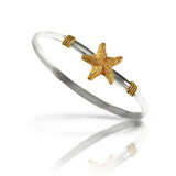 Nubby Starfish Hook Bracelet - Lone Palm Jewelry