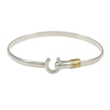 Bead Hook Bracelet with Screw-Off End - 14kt Wrapped Loop - Lone Palm Jewelry