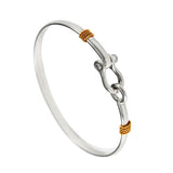 46522 - Shackle Hook Bracelet