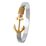 46562 - Anchor Hook Bracelet
