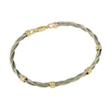 4 Groove New Twist Cable Bracelet - Lone Palm Jewelry