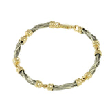 6 Link New Twist Bracelet - Lone Palm Jewelry