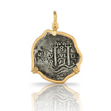 Spanish Colonial Coin - 8 Reales - Item #6022 - Lone Palm Jewelry