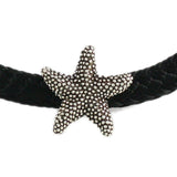 Large Starfish Pipeline Bead - Lone Palm Jewelry