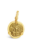 New World Spanish Treasure Gold Coin - 2 Escudos - Item #8836