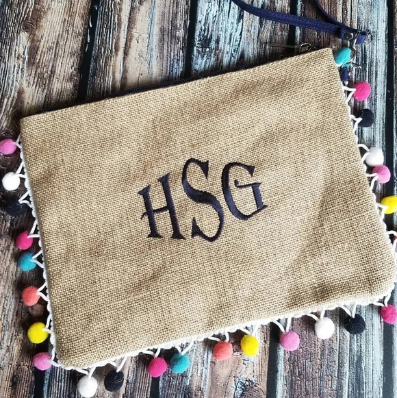 Custom Monogram Embroidery