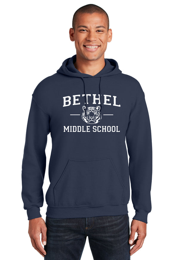 BMS Gildan® - Heavy Blend™ Hooded Sweatshirt