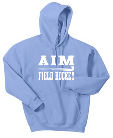 AIM Heavy Blend Hooded Sweatshirt 18500
