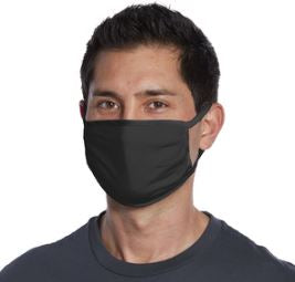 3 Ply COTTON Face Mask-ADULT