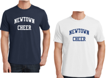 Newtown Cheer T-shirt PC450