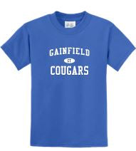 Gainfield Elementary Cotton T-Shirt PC61/Y