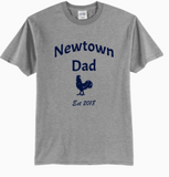 Newtown Dad/Grandpa Cotton T-Shirt (Multiple colors)