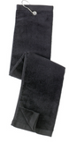 Grommeted Tri-Fold Golf Towel