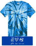 HOM Youth & Adult Tie Dye T-shirt