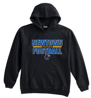 NHS Football 701 super-10 hoodie