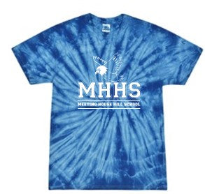 MHHS Spread Kindness Tie Dye T-Shirt