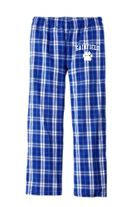 Gainfield Elementary School Flannel Plaid Pants