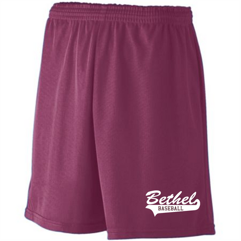 BYB Youth PosiCharge Classic Mesh Shorts YST510