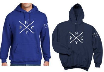 Port Chester Ultimate Cotton Hoodies X F170