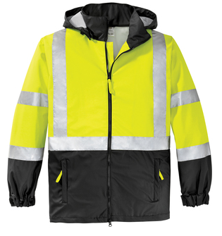 CornerStone® - ANSI 107 Class 3 Safety Windbreaker CSJ25