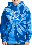 HOM Youth & Adult Tie Dye Hoodie PC146Y