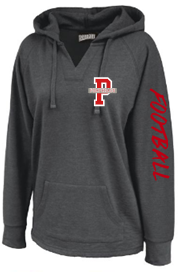 Pomp Football Ladies Volley Hoodie 5201