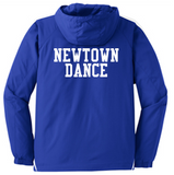 NHS Dance Colorblock Raglan Anorak JST63